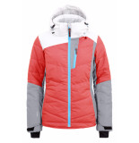 Icepeak Ski jas women clemons coral red-maat