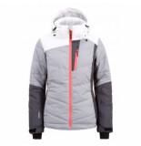 Icepeak Ski jas women clemons light grey-maat