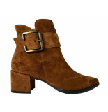 Paul Green Laarsjes soft suede nut