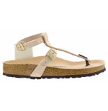 Birkenstock Marillia light rose rivets regular nubuck leather