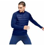 Nike Dri-fit academy drill top deep royal blue