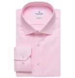 Emanuel Berg Heren overhemd oxford widespread crown modern fit