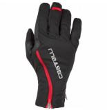 Castelli Fietshandschoen men spettacolo ros glove black red-l