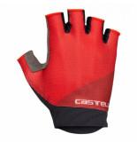 Castelli Fietshandschoen women roubaix gel 2 glove red-l