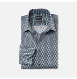 Olymp 210264 68 level 5 overhemd wit -