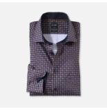 Olymp 129464 27 modern fit dessin overhemd -