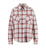 America Today Blouse bobby check