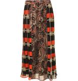 Tramontana Skirt print reds