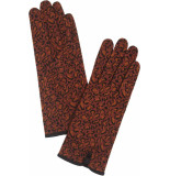King Louie Glove africa henna red