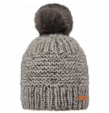 Barts Muts women rykee beanie heather grey