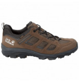 Jack Wolfskin Wandelschoen men vojo 3 texapore low brown phantom