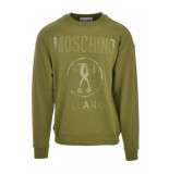 Moschino Sweater met logo
