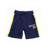 Boys in Control 623 SWEAT SHORT navy