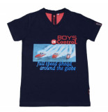 Boys in Control 602A SHIRT navy
