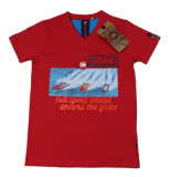 Boys in Control 602A SHIRT red