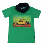 Boys in Control 605 SHIRT apple green
