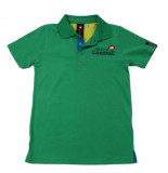 Boys in Control 606 POLO apple green