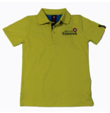 Boys in Control 606 POLO bright yellow