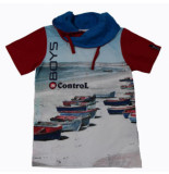 Boys in Control 604 SHIRT rood