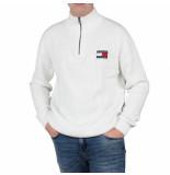 Tommy Hilfiger Tjm tommy badge halfzip sweater