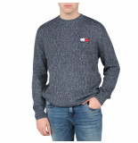 Tommy Hilfiger Tjm tommy badge texture sweater