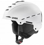 UVEX Skihelm legend white mat-52 -