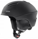 UVEX Skihelm ultra black mat-51 -