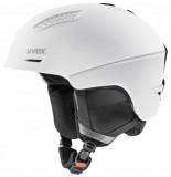 UVEX Skihelm ultra white black mat-51 -