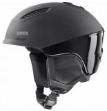 UVEX Skihelm ultra pro black mat-51 -