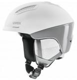 UVEX Skihelm ultra pro white grey mat-51 -