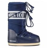 Moon Boot Unisex nylon blue-schoenmaat 35 38