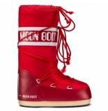Moon Boot Unisex nylon red-schoenmaat 35 38