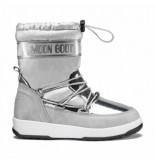 Moon Boot Junior soft wp silver-schoenmaat 30