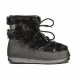 Moon Boot Women monaco low fur wp 2 black-schoenmaat 36