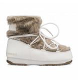 Moon Boot Women monaco low fur wp 2 white-schoenmaat 41