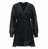 Freebird Bora mini dress long sleeve black