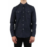 Givenchy Shirt deni with logo