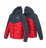 Colmar Ski jas men 1064 greenland bright red blue black-maat