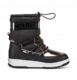 Moon Boot Junior soft wp black copper-schoenmaat 30