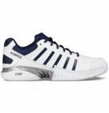 K-Swiss Tennisschoen men receiver iv omni white navy-schoenmaat 44 (uk 9.5)