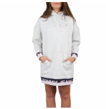 Tommy Hilfiger Tjw branded hem sweat dress