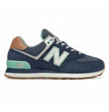 New Balance Women wl574 b bcm navy-schoenmaat 41