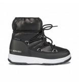 Moon Boot Junior low nylon wp black-schoenmaat 30
