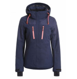 Icepeak Ski jas women caserta dark blue-maat