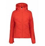 Icepeak Ski jas women elsah coral red-maat