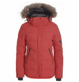 Icepeak Ski jas women blackey coral red-maat