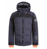 Icepeak Ski jas men ebro dark blue-maat