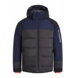 Icepeak Ski jas men edmond dark blue-maat