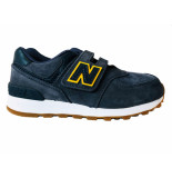 New Balance Sneakers 574 klittenband kids