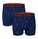 Zaccini 2-pack boxershorts molen -